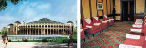 图4-2-2 建筑及装饰示意图