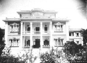 图35 杨忠权住宅历史照片