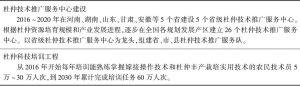 专栏8 杜仲产业科技推广体系建设项目