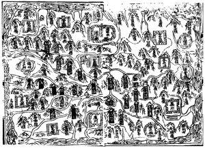 图1-2 正德时期琼州府地图