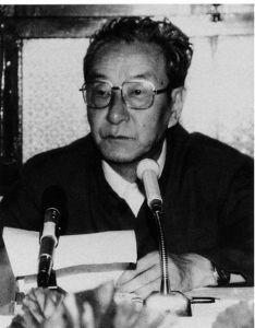 白族剧作家杨明