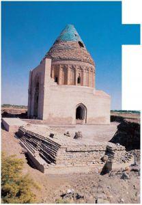 达绍古兹州的一处古迹