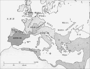 欧洲(约500年)
