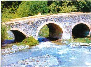 13世纪石桥(占贾)