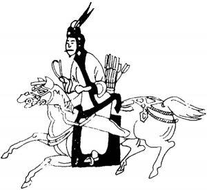 图24 魏晋骑兵图