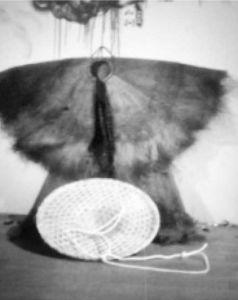 传统农耕装备:蓑衣斗笠