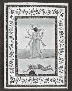 安托万·波利尔藏书中的一页