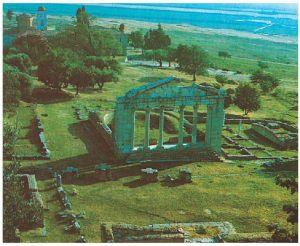 历史圣地阿波罗尼亚遗址