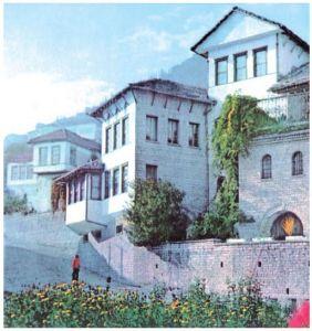 吉诺卡斯特民宅
