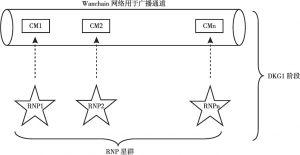 图1 DKG1阶段示意