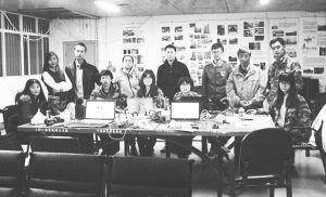 图9-1 小组成员照片