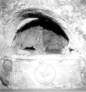 图2 意大利锡拉库萨主教墓龛