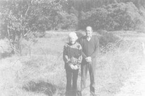 图3 希拉·加纳和马克·加纳在图莫拉马