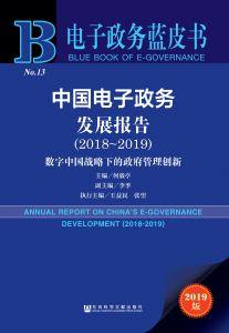 中国电子政务发展报告(2018-2019)