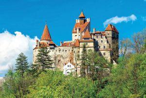位于布拉索夫的德拉库拉城堡