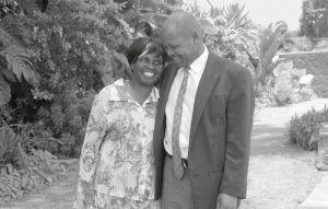 玛利亚与她的丈夫