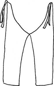 图1-7 胫衣