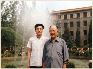 任东来与杨生茂先生