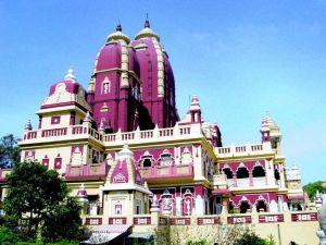 新德里拉克希米-纳拉扬寺