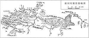 图2 黄河河源形势略图