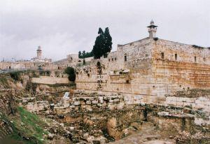 耶路撒冷旧城墙