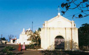 马德拉斯的基督教堂