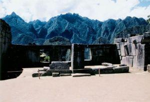太阳神殿遗址