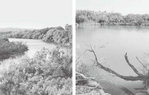图5-61 莫拉加拉盐湖湖景