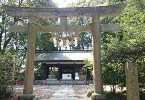 5-14 常磐神社摄社东湖神社(黄珂 摄)