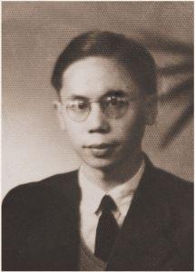 张义尚先生大学毕业不久照片