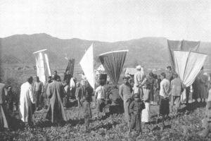玉溪一户人家举行的葬礼
