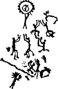 图2-9 太阳崇拜(?)