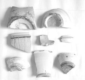 图3 贝州故城遗址采集标本