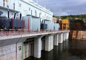 苏布雷水电站