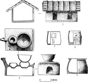 图16 模型类陶器