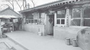 图3-3 向阳村某贫困户住房