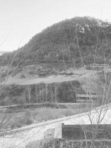 图1-3 河源村的旱地