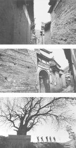 图1-2 萂村民居