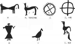 《甘肃考古记》第五图
