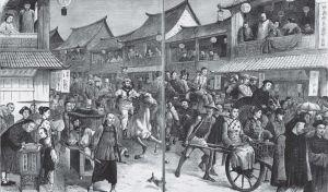 图3 去看德比大赛的上海