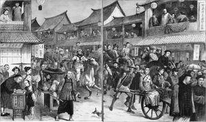 图4-3 去看德比大赛的上海