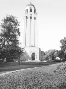 斯坦福大学胡佛研究所(作者拍摄)