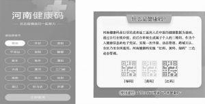 图8 河南省健康码