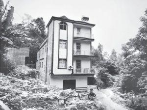 图2-6 牛村一户村民的新建房
