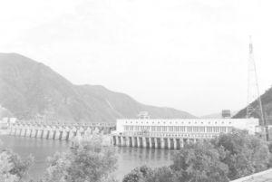 富春江水电站
