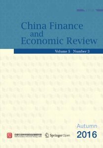 China Finance and Economic Review Volume 5 Number 3 Autumn 2016
