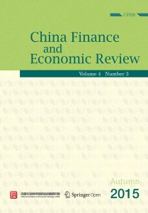 China Finance and Economic Review Volume 4 Number 3 Autumn 2015