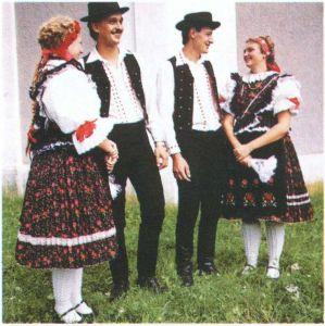匈牙利的民族服装