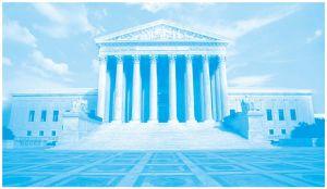 图1-10 联邦最高法院