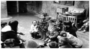 图3-6 院落低龄儿童照顾服务